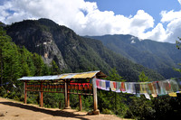 Prayer Flags and Prayer Wheels